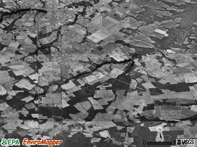 Zip code 19960 satellite photo by USGS