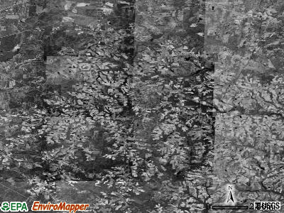 Zip code 27526 satellite photo by USGS