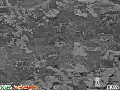 Zip code 30285 satellite photo by USGS