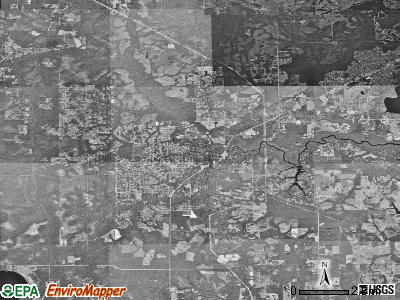 Zip code 32068 satellite photo by USGS