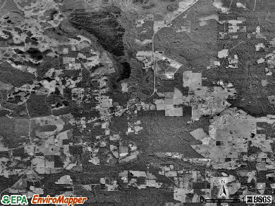 Zip code 32083 satellite photo by USGS