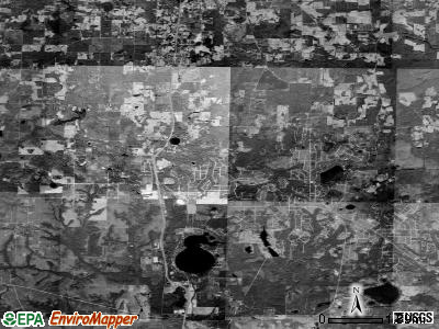 Zip code 32420 satellite photo by USGS