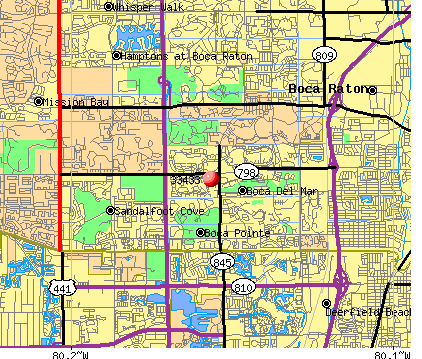 Boca Raton Zip Code Map 33433 Zip Code (Boca Raton, Florida) Profile   homes, apartments