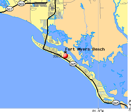 Fort Myers Beach Map Florida The Best Beaches In World