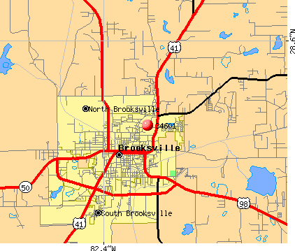 Brooksville Fl Map Brooksville, Florida — Photos, Maps & News — TravelTempters Brooksville Fl Map