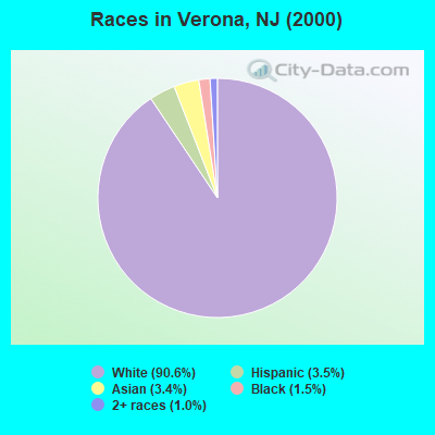 Races in Verona, NJ (2000)