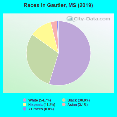 Races in Gautier, MS (2010)