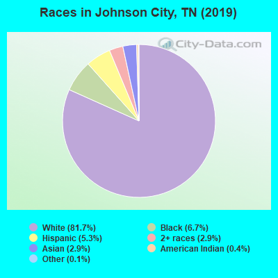 Races in Johnson City, TN (2017)