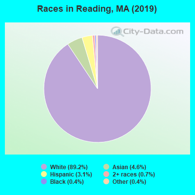 Races in Reading, MA (2019)