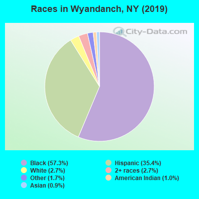 Races in Wyandanch, NY (2019)